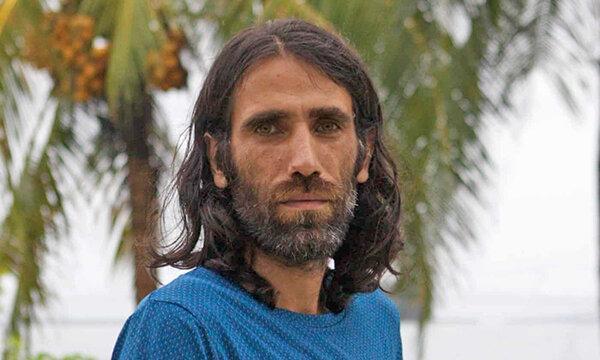 آزادی بوچانی پس از 2269 روز ، سرانجام شش سال اسارت در جزیره مانوس