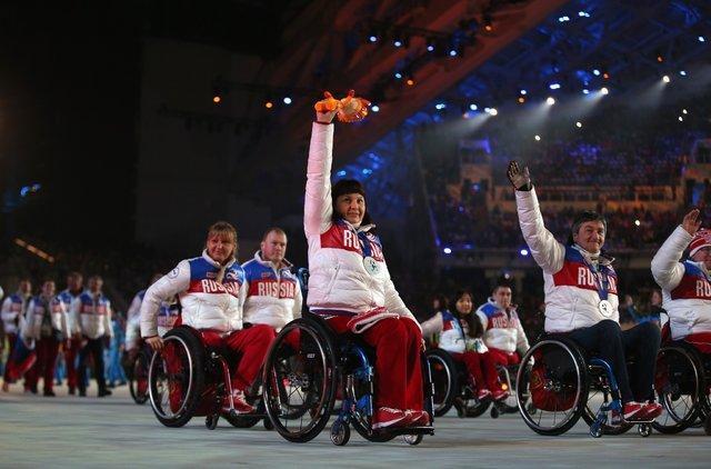 حمایت 14 کشور از پارالمپیک روسیه