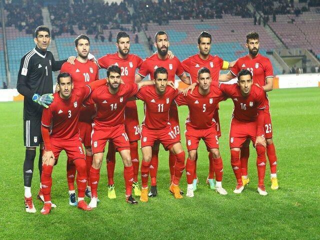 برنامه دیدارهای ایران در جام ملت های فوتبال آسیا