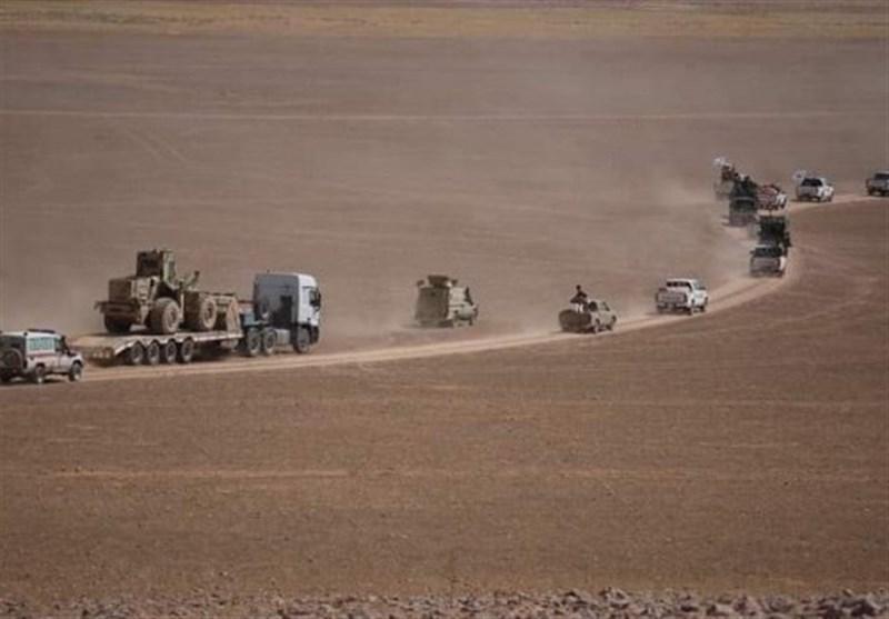 افشاگری حشد شعبی از نقش آمریکا در حمایت تسلیحاتی از داعش