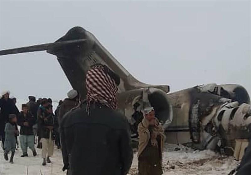 اولین واکنش آمریکا به سقوط هواپیما در افغانستان
