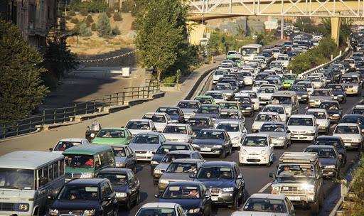 شرایط ترافیکی معابر بزرگراهی پایتخت روز بعد از انتخابات چگونه است؟