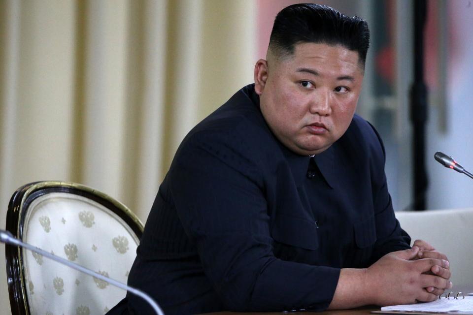 خبرنگاران رهبر کره شمالی پس از 20 روز در انظار عموم ظاهر شد