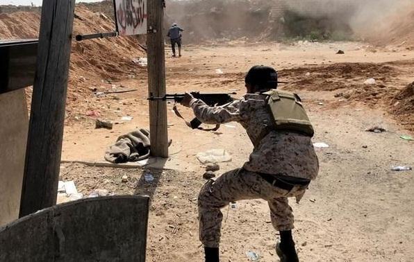 تسلط نیرو های دولت وفاق ملی بر چند پایگاه دیگر در جنوب طرابلس