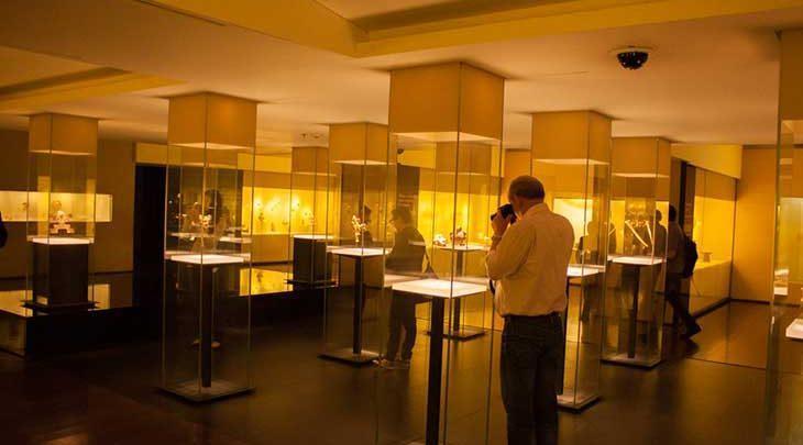 موزه طلا در کدام کشور است؟