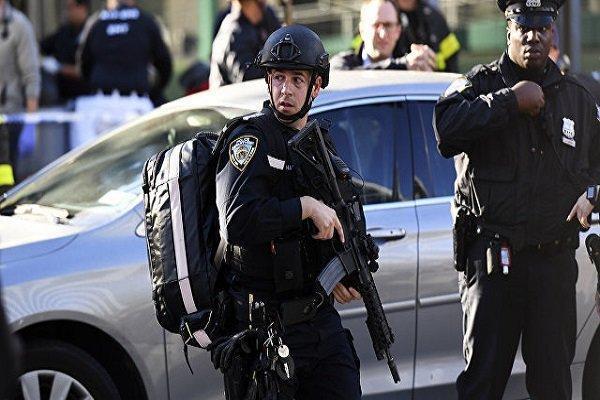 تهدید به بمب گذاری در نیویورک، نیروهای پلیس آمریکا مستقر شدند